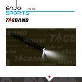 Torcia elettrica tattica della penna W/LED dello Multi-Strumento Tp08, lama, fumo di pistola di punta del tungsteno