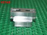 Peça de alumínio fazendo à máquina do CNC para a telecomunicação