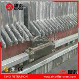 熱販売の鋳鉄フレームおよび版フィルター出版物機械
