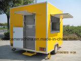 De professionele Aanhangwagens van het Voedsel van de Concessie van de Glasvezel van het Ontwerp Nieuwe (shj-MFS250)