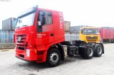 Caminhão de reboque de Iveco Genlyon 6X4 com puxar da tonelada 80-100