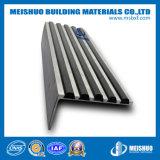 Крытая лестница керамической плитки резиновый обнюхивая с алюминиевым основанием