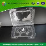 Одноразовая упаковка для тортов Пластиковая прозрачная коробка