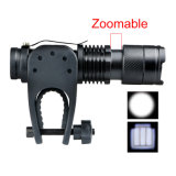 AA 14500 Q5 LED 1000lm imprägniern 5 Modi Zoomable LED Taschenlampe