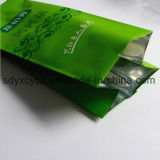 Fabricação flexível da impressão do empacotamento de alimento, sacos laterais plásticos do reforço