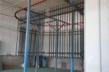2.25m x 2.35m Australien Standardstangen-Oberseite-Sicherheits-Stahlzaun-Panel (XMS14)
