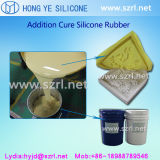 Gomma di silicone della cura dell'aggiunta per le muffe della statua del giardino