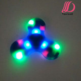 Bluetooth LED 손 방적공 다기능 싱숭생숭함 장난감