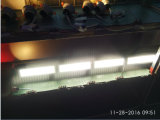 ULのcUL LED線形高い湾ライト50Wへの240W 120lm/W IP65は商業産業トンネルの照明を防水する