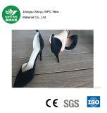 Decking зеленого материала Анти--Ломая пригодный для носки WPC