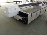 Impresora de cristal plana de la tinta ULTRAVIOLETA de alta calidad