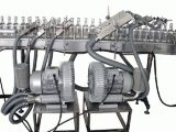 75 mm Inlet Alumínio Faca de ar para garrafas Sistema de secagem