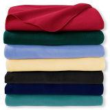 Cobertura de poliéster profissional de boa qualidade Cobertores de linha aérea Tire o cobertor de tecido