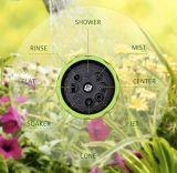 Boquilla de aerosol del jardín para las plantas de riego, limpieza, colada de coche