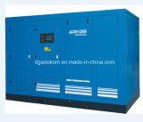 Compresores de aire militares del compresor del tornillo de alta presión de la eficacia alta (KHP185-20)