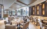 La nuova mobilia di legno 2017 progetta la Tabella e le presidenze durevoli del ristorante