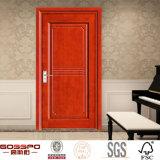 Porte de panneau en bois de pièce de chambre à coucher de Home Depot (GSP8-028)