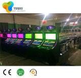 Vendas de jogo arqueadas do gabinete da máquina de entalhe do jogo da habilidade da arcada da tela