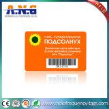 Cmykの印刷RFIDバーコードが付いている無接触PVCプラスチックカード