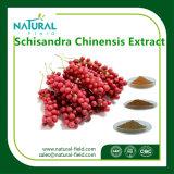 Chinensis高品質Schisandra (turcz。) Baill。 フルーツのエキスの粉かSchisandraの果実のエキス