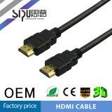 Cavo di prezzi bassi 1.4 HDMI di Sipu con i cavi del video di Ethernet