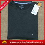 Camisetas del algodón de la alta calidad de los hombres por encargo
