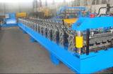 기계, 기계를 만드는 금속 기와를 만드는 루핑 장