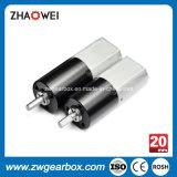 Douane 20mm de Motor van de Versnellingsbak van 12 Volt gelijkstroom in China