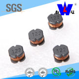 Inductor de la potencia de SMD con ISO9001 (CDRH3B12, 3B16 (B), 3B16, 3B28)