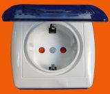 防水アウトレットのソケット(S8510)