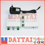 Active Optical Converter FTTH Receptor com Power Wdm