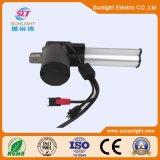 24V de elektrische Lineaire Actuator Motor van Woth Qear van de Motor van de Motor Waterdichte