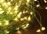 Copper Bunch Light 200LED para o Natal