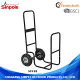 2-Wheel для шкафов швырка хранения легкой перевозки стальных