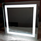 Зеркало ванной комнаты декоративное СИД гостиницы установленное стеной светлое для проекта