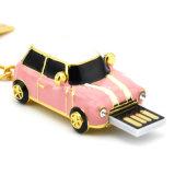 Mini USB Pendrive da jóia da vara da memória do USB da forma do carro
