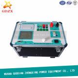 Analyseur automatique de l'analyseur CT/PT de transformateur d'instrument