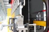 Máquina do freio da imprensa do CNC da elevada precisão de Wc67k 40t/2500 com o controlador E21