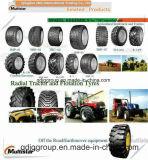 Prensa agricultural da maquinaria de exploração agrícola Imp05 19.0/45-17, propagador, pneumáticos da polarização do reboque de Feedmixer