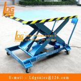 Kundenspezifische mobile hydraulische Arbeitsbühne (SJY0.3-0.5)