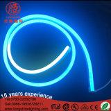 Heiße einzelne Seite RGB-flexible Neonlicht-Dekoration der Verkaufs-Produkt-LED mit DMX Steuer-IP 65