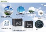 12V 20ah larga vida de la batería recargable solar con Ce aprroved