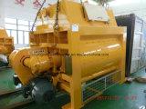 Mezclador concreto del eje gemelo de Sicoma para la planta de procesamiento por lotes por lotes Mao6000