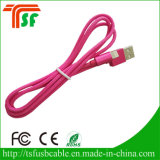 Cabo do carregador do cabo 8pin do USB da qualidade original micro para o carregador Ios8 do iPhone