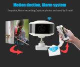 720p WiFiの赤ん坊の心配のための小型スマートなホームセキュリティーIPのカメラ