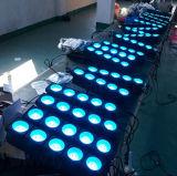 5PCS 10W het LEIDENE van het Stadium van DMX Blindere Licht van de Matrijs