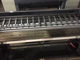 Película plástica automática vertical de Lfq que raja y máquina el rebobinar