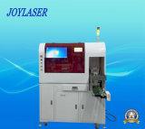 Máquina de marcado láser de fibra óptica automatizada para bolas de lámpara LED