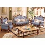 Wohnzimmer-Sofa für hölzerne Hauptmöbel (D527)