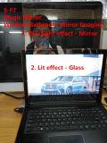L'intimité sèche protègent glace magique en verre/électronique de miroir de contrôle de pouvoir (S-F7)